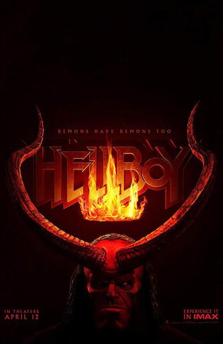 Première bande-annonce pour le reboot d'HELLBOY  (Actus)