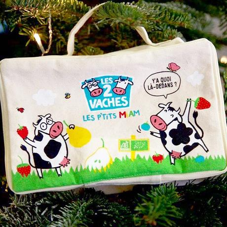 Les P'Tits Miam Bio de Les 2 Vaches