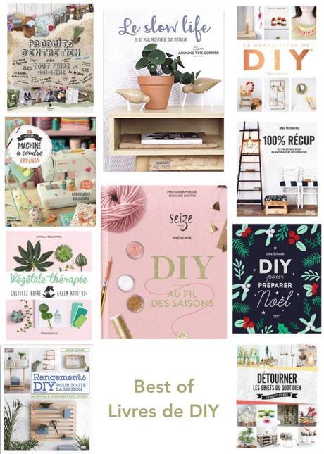 livre de diy décoration meilleur - blog déco - clem around the corner