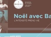 Noël avec Bach Musici, Chantons chœur l'Orchestre métropolitain chemin Violons Roy… vœux pour Joyeux 2018 Heureuse Année 2019!
