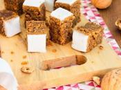 Fondant noix sans gluten farine riz-châtaigne