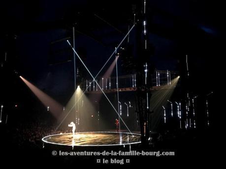 Le cirque du Soleil à San Francisco – Volta