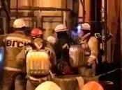 moins huit morts dans l'incendie d'une mine russe potasse