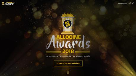 Les Allociné Awards 2018