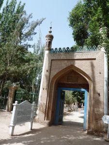 Voyage à Kashgar / Kashi au Xinjiang