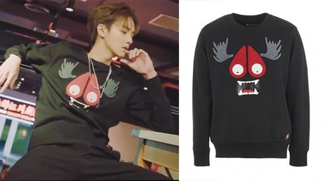 Style : Munster sweater for Darren Chen  官鴻