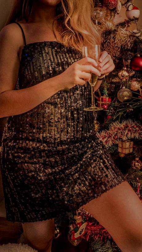 Lookbook - Tenue de fêtes