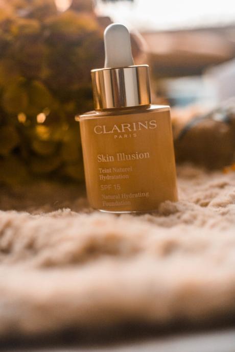 Clarins Skin Illusion : le teint