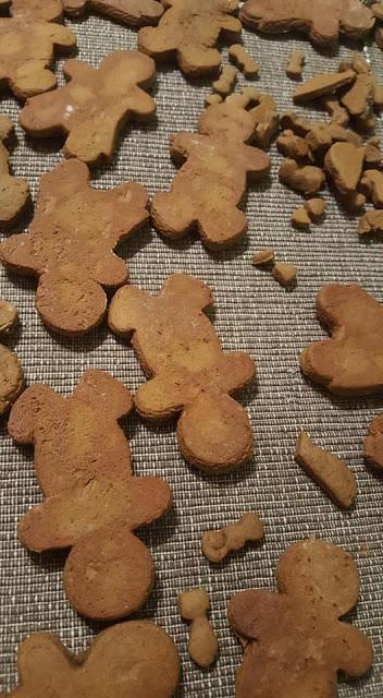 Biscuit pain d'épice