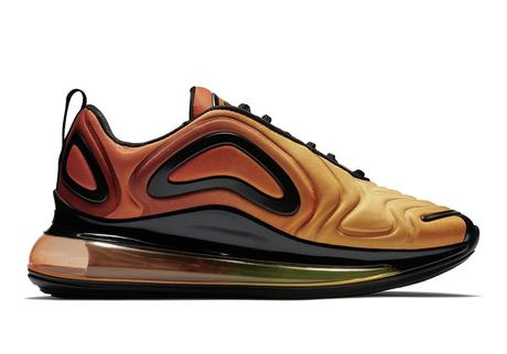 Les premières images de la Nike Air Max 720 Sunset - Paperblog 12f403e1ec00