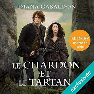 Le Chardon et le Tartan de Diana Gabaldon en LIVRE AUDIO