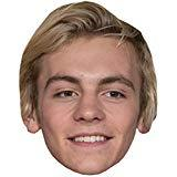 Ross Lynch Celebrity Mask, Card Face and Fancy Dress Mask