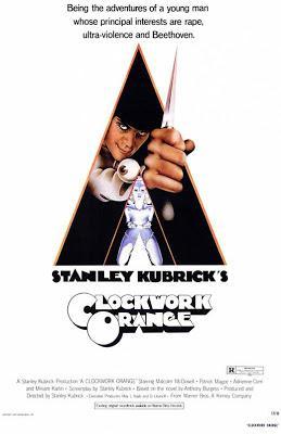 Orange mécanique - A Clockwork Orange, Stanley Kubrick (1971)