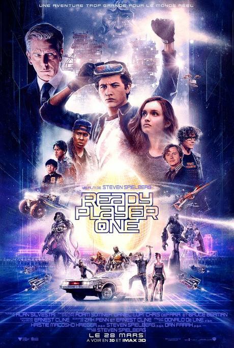 2018 – les tops Films, séries et comics