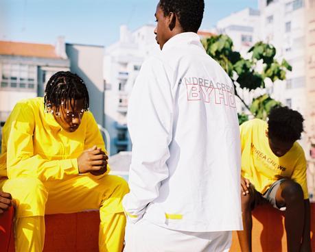 Boyhood présente sa nouvelle campagne Printemps Été 2019 depuis les favelas de Lisbonne