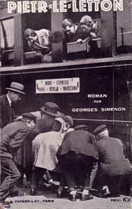 Tout Maigret 1. Pietr-le-Letton (1931)