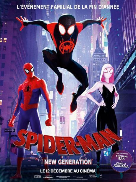 Critique: Spider-Man : New Generation