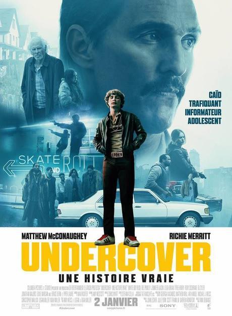 Undercover - une histoire vraie (2019) de Yann Demange