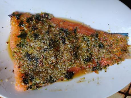 Saumon gravlax aux agrumes et à l'estragon