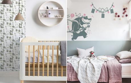 idées de décoration pour chambre enfant tendance | À Voir