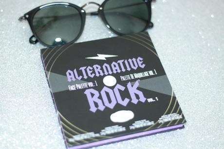 La palette «Alternative Rock» de la marque The Balm !