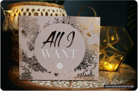 Glossybox : All I Want #decembre