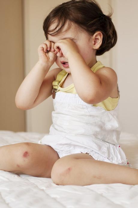 bébé et les cauchemars