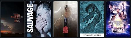 Bilan et top films 2018