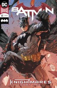 Titres de DC Comics sortis le 19 décembre 2018