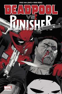 DEADPOOL Vs PUNISHER : RETOUR EN DELUXE