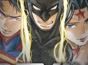 Batman Justice League tome