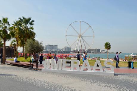 Noël aux Emirats