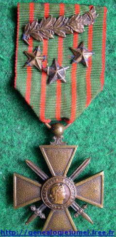 [ Somme 80 ] Les communes ayant obtenu la croix de guerre
