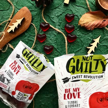 Les Bonbons Vegan No Guilty Sweet Révolution