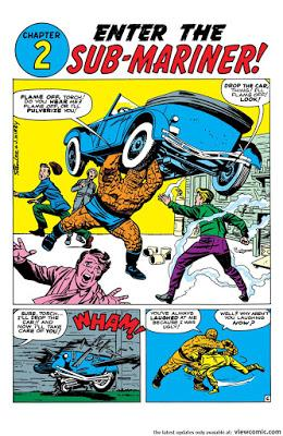 MARVEL TALES #1 : FANTASTIC FOUR SPECIAL