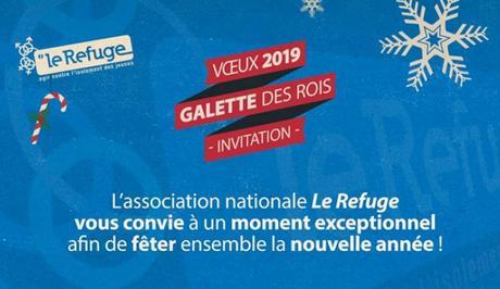 LE HAVRE – La Galette des Rois du Refuge – mercredi 23 janvier 2019