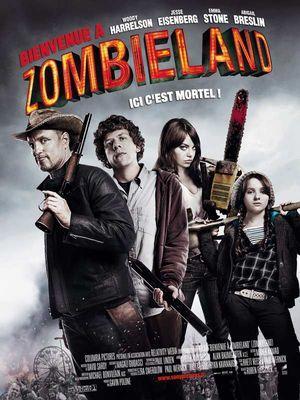 Bienvenue à Zombieland (2009) de Ruben Fleischer