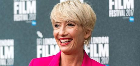 What's your name? Emma Thompson