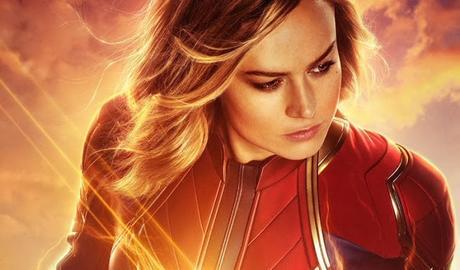 Nouvelles affiches US et IMAX pour Captain Marvel signé Anna Boden et Ryan Fleck