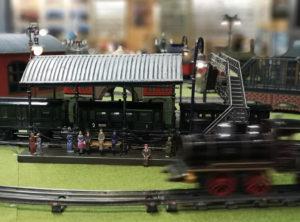 La Fondation Suisse des trains miniatures