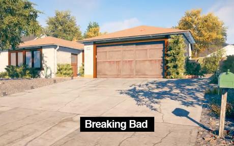 Il reproduit les demeures célèbres du cinéma dans Far Cry 5