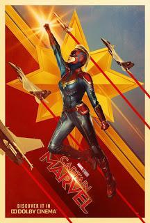Captain Marvel : Nouveau spot TV et posters !