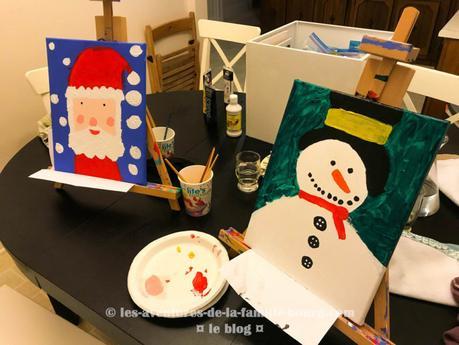 5 activités créatives à faire avec des enfants sur le thème de Noël