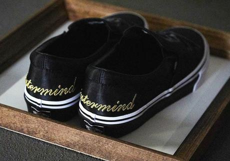 La Slip On au cœur de la nouvelle collaboration Vans x Mastermind