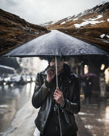 Collages numériques de Justin Peters