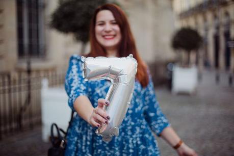 7 ans de blog ! Joyeux anniversaire Mademoiselle Modeuse !