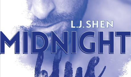 Un livre tout bleu dans votre biblio arrive : Midnight blue de L.J Shen