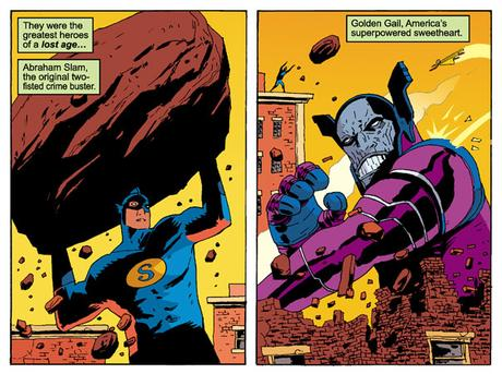 Black Hammer Tome 1