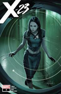 Titres de Marvel Comics sortis le 12 décembre 2018