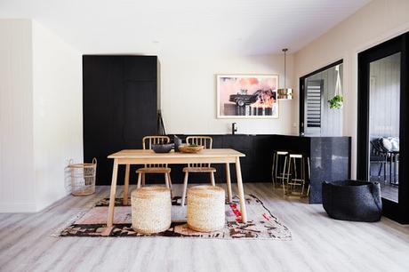 Australie / Une petite maison de vacances rénovée /